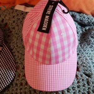 3FER Sale Steve Madden ball cap
